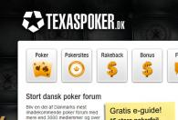 Texaspoker.dk screenshot