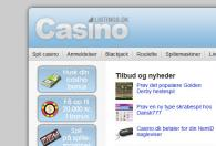 Casinolistings.dk screenshot